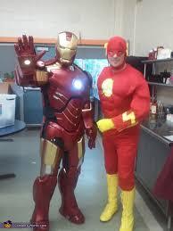 coolest iron man costume