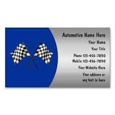 Design Visiting Card 2177 Best Automotive Car Business Cards Images On Pinterest