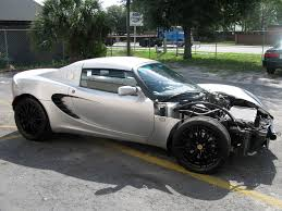 totaled for sale lotus elise buyers guide