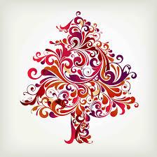 modern christmas christmas stock