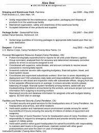 Veteran Resume Builder Veterans Resume Should Include