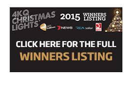 2015 xmas lights best north winner 4kq 693am good times