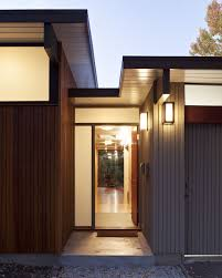 eichler front expansion by klopf architecture