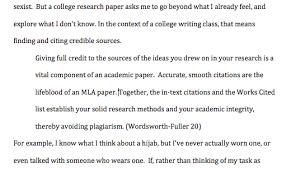 Comparing Citation Styles  APA and MLA Mla citation newspaper online