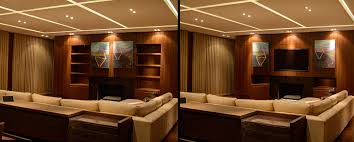 gallery of private home theaters and media rooms