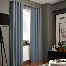 108 Length Drapes Thermal Lined Curtains
