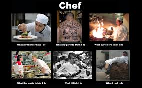 Chef Memes - image 253064 what people think i do what i really do know