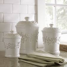 what to put in kitchen canisters white kitchen canisters jars you ll wayfair