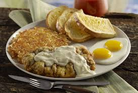 chicken fried steak recipe with milk gravy
