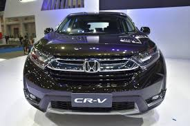 new honda cr v with 1 6 i dtec diesel to launch in india in 2018