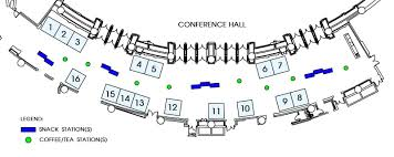 Exhibition Floor Plan 17th East Asian Actuarial Conference Exhibition Floor Plan