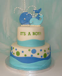 baby shower whale theme cake also cute idea for under the sea cute
