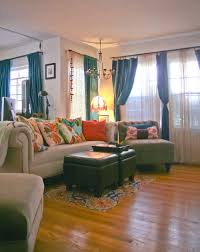 tips on hanging curtains visual vocabularie