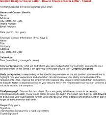 graphic artist cover letter graphic designer cover letter