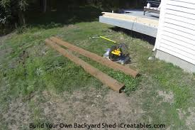 How To Build A Garden Shed Step By Step by How To Build A Shed Storage Shed Building Instructions