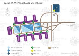 lax gate map los angeles international airport lax airports worldwide