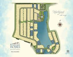 Map Of St Augustine Florida by Markland U2013 Riverside Homes