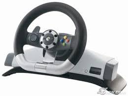 xbox 360 steering wheel xbox 360 wireless steering wheel review ign