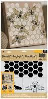 ed roth stencil1 honey bee layered stencil so fun to make easy
