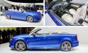 convertible audi 2016 2016 audi s3 cabriolet photos and info news car and driver