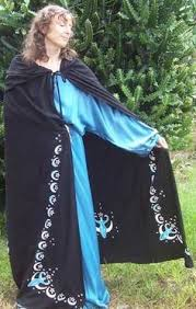 ritual robes and cloaks cosmic alchemy cape wicca ritual clothing robe wicca alchemy