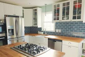 how to install backsplash tile in kitchen nautical kitchen backsplash installation gallery fireclay tile