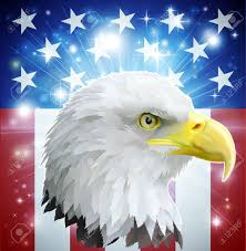 Eagles Flag 1 276 Bald Eagle Head Cliparts Stock Vector And Royalty Free Bald