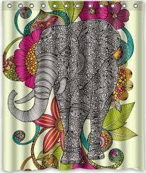 13 elephant shower curtains you u0027ll never forget offbeat home u0026 life