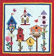 Birdhouse Quilt Pattern | google image result for http www bobbiegdesigns com uploads files