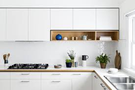 Narrow Kitchen Countertops Kitchen Cabinets White Cabinets Black Countertops Wood Floors