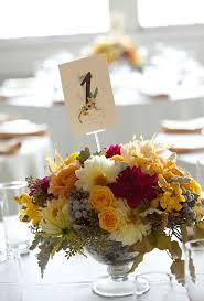 stunning fall wedding flower centerpieces wedding guide