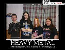 Heavy Metal Meme - heavy metal singles dating site