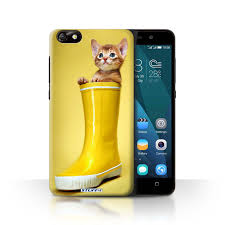 Htc Wildfire Cases Amazon by Stuff4 Back Case Cover Skin For Huawei Honor 4x Cute Kittens Ebay