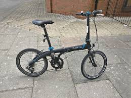 bmw folding bicycle dahon vybe d7 folding bike 20 inch wheels in plaistow london
