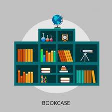 Bookshelf Website Bookshelf Vectors Photos And Psd Files Free Download