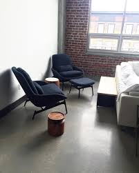 Chair Good Blu Dot Modern Blue Metal Dinin by Field Lounge Chair In Edwards Navy By Blu Dot Living Pinterest
