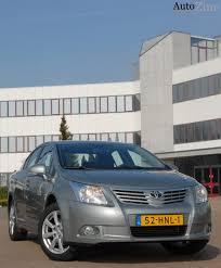 lexus land van herkomst autozine autotest toyota avensis