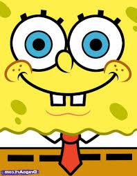 easy spongebob drawing how to draw spongebob easy step step