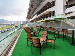 roof deck 2m go racing racecourses u0026 entertainment the