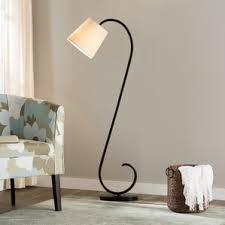 Pulley Floor Lamp Rustic Floor Lamps You U0027ll Love Wayfair