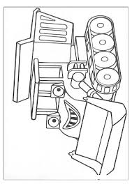 muck coloring sheets free coloring pages