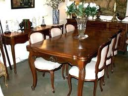 french provincial dining table french provincial dining room furniture french provincial dining