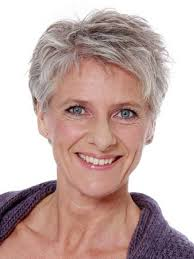 short hairstyles for seniors with grey hair older womens short hairstyles gray hair hair