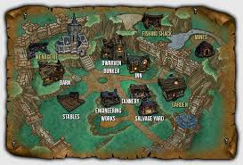 my garrison plans what buildings and why eyes of the beast