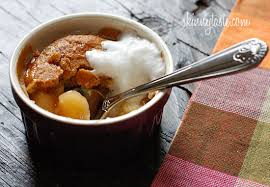 apple cobbler skinnytaste
