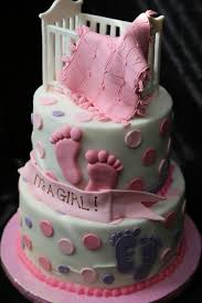it s a girl baby shower ideas cake s design las obras de arte más dulces para baby showers