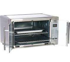Oster Digital Convection Toaster Oven Oster Xl Digital Countertop Oven W French Doors Page 1 U2014 Qvc Com