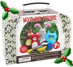 november birth animal amazon com craftster u0027s sewing kits woodland animals craft