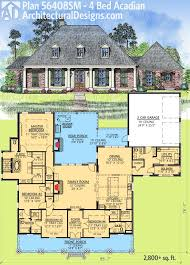House Plans With Pools 15 Plan 23385jd Awesome Outdoor Living Room Single Story House