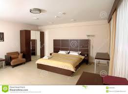 chambre à coucher moderne chambre à coucher moderne image stock image du meubles 2964355